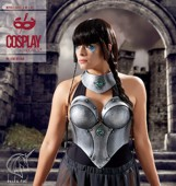 M 2114 CALLISTA KNIGHT: Breastplate and Circlet