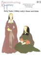 RH 613 1500-1520s Early Tudor Lady's Gown