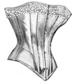 AP 1089 1891 Lady's Riding Corset