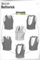 B 6339 Historical Men's Vests